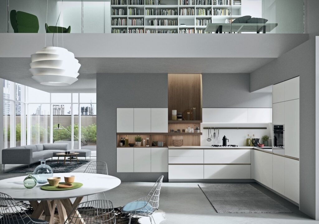 cucina joy snaidero design